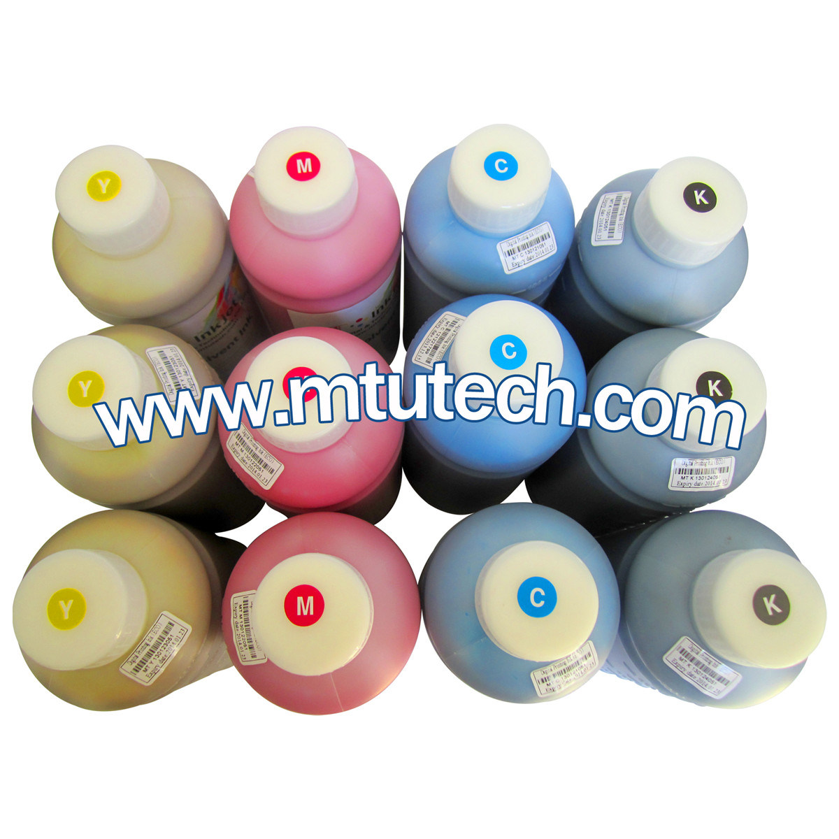 New Pigment Ink for Textile Printing