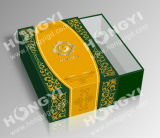 Cardboard+Printting Paper+EVA /Satin Perfume Box Gift Box for Gift Packaging (HYP017)