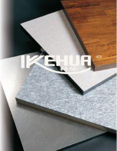 Calcium Sulphate Raised Floor with Marble Ceramic Tile Rubber/Fine Wood