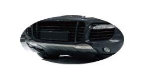 Front Skid Plate for Porsche Cayenne ′04-′10 (DF-PC-001)