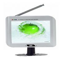 7 Inch ISDB-T TV With USB and Card Reader (Kl-ISDB707)