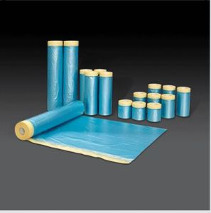 Pre-Taped Masking Film (covering film/protection film)