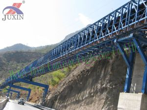 Belt Conveyor for Iron Steel, Mine, Cement Plant pictures & photos