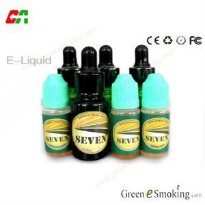 Seven Juice, Premium Smoke Juice, Mystic Almond 18mg/12mg
